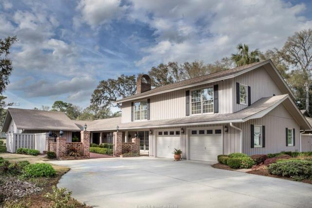 22 Woodbine Place, Hilton Head Island, SC 29928 (MLS #376884) :: Collins Group Realty