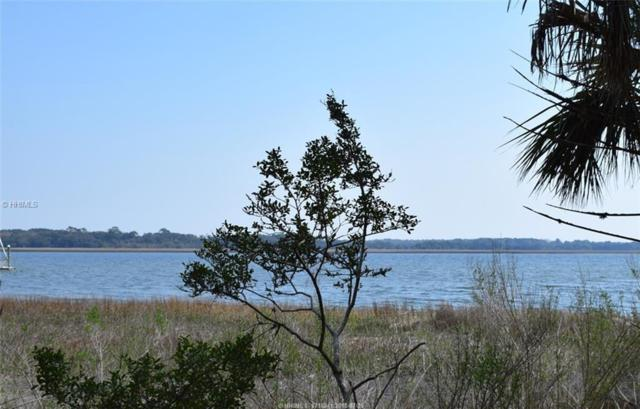 11 N Point Trail, Beaufort, SC 29907 (MLS #376905) :: RE/MAX Island Realty