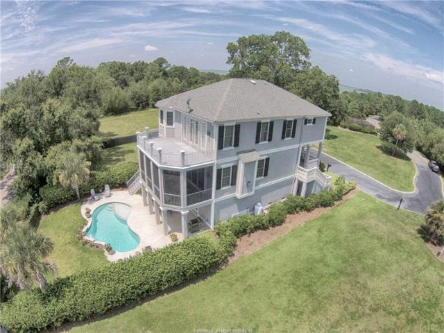 19 Shear Water Drive, Hilton Head Island, SC 29926 (MLS #376985) :: The Alliance Group Realty