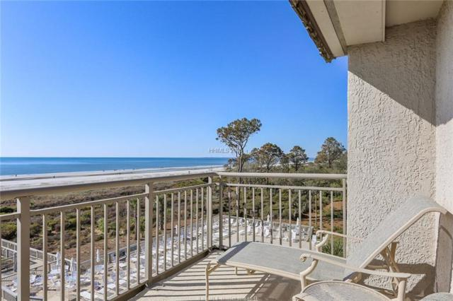 11 S Forest Beach Drive #507, Hilton Head Island, SC 29928 (MLS #377015) :: Collins Group Realty