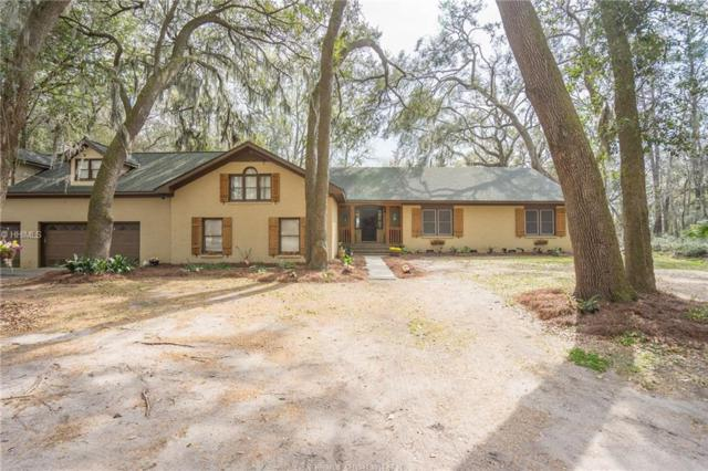 58 Morgan Road, Lobeco, SC 29931 (MLS #377096) :: Collins Group Realty