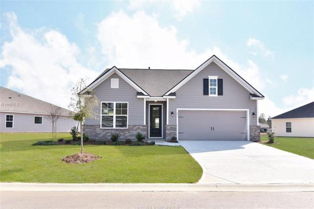 54 Bridgeton Drive, Bluffton, SC 29910 (MLS #377178) :: RE/MAX Coastal Realty