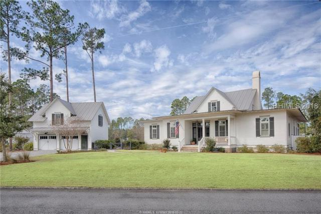 17 Wolf Tree Road, Bluffton, SC 29910 (MLS #377202) :: Collins Group Realty