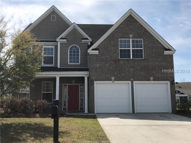 166 Oakesdale Drive, Bluffton, SC 29909 (MLS #378493) :: RE/MAX Coastal Realty