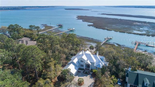 4 S Point Trail, Beaufort, SC 29907 (MLS #378514) :: Collins Group Realty