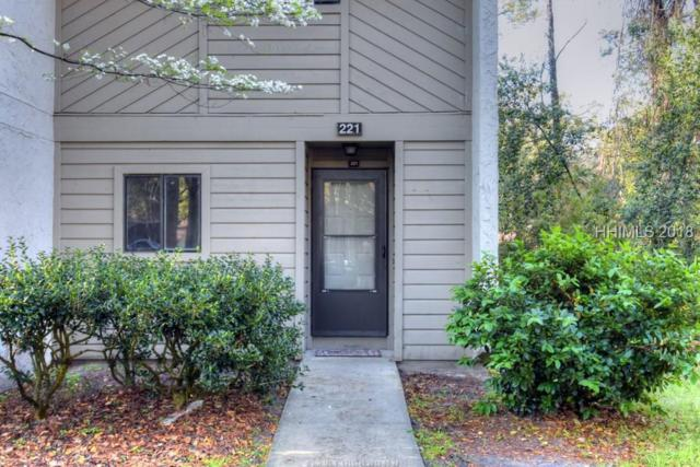 96 Mathews Drive #221, Hilton Head Island, SC 29926 (MLS #378518) :: Collins Group Realty