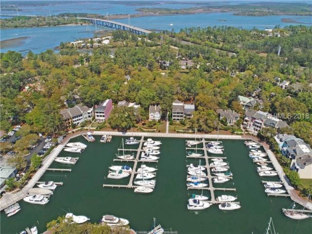 Windmill Harbour Marina, Hilton Head Island, SC 29926 (MLS #378992) :: RE/MAX Island Realty