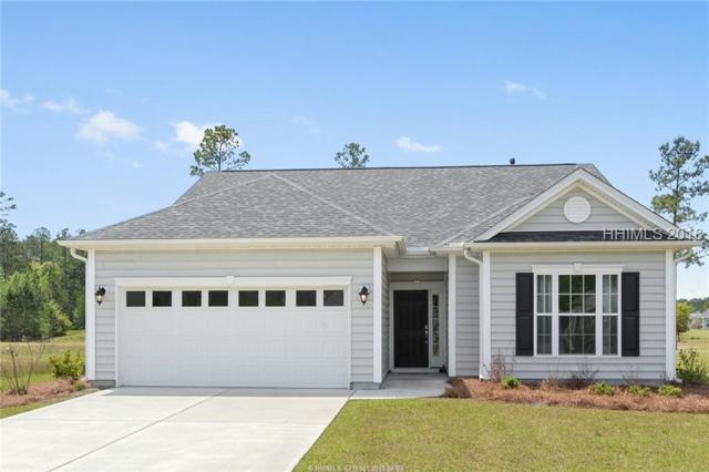 1545 Wiregrass Way, Hardeeville, SC 29927 (MLS #379083) :: RE/MAX Coastal Realty