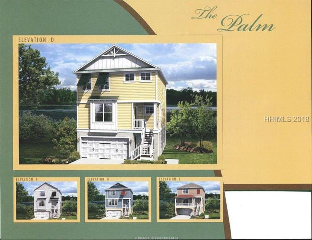 42 Hammock Oaks Circle, Hilton Head Island, SC 29926 (MLS #379458) :: RE/MAX Island Realty