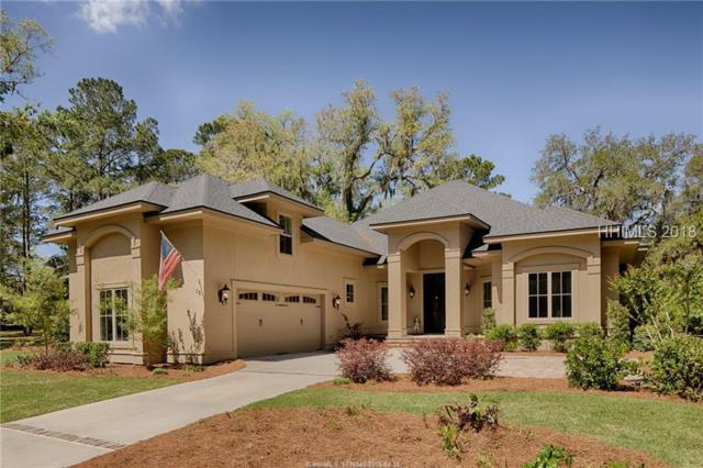 13 Oconee Court, Bluffton, SC 29910 (MLS #379536) :: Collins Group Realty