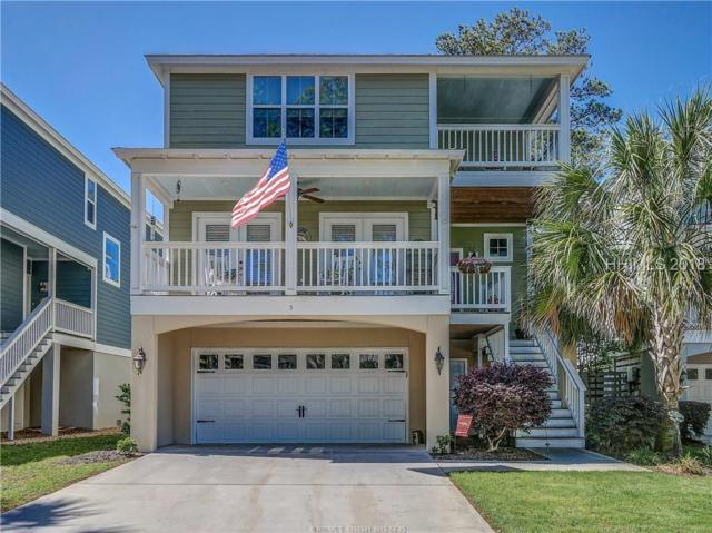 5 Jarvis Creek Way, Hilton Head Island, SC 29926 (MLS #379585) :: RE/MAX Coastal Realty