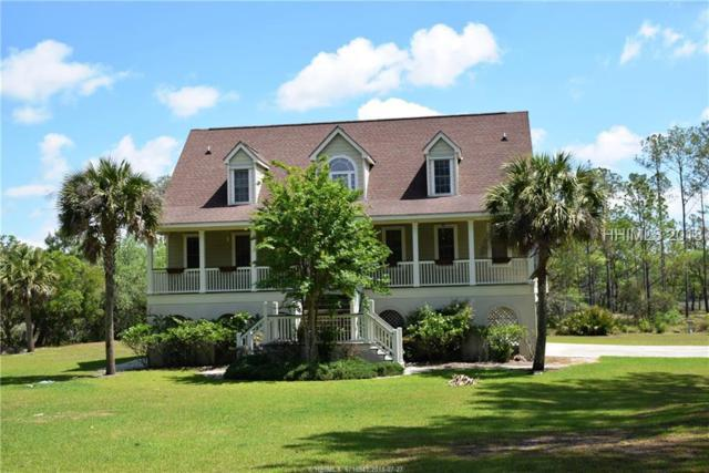 9 Cameroon Drive, Beaufort, SC 29907 (MLS #379627) :: The Alliance Group Realty