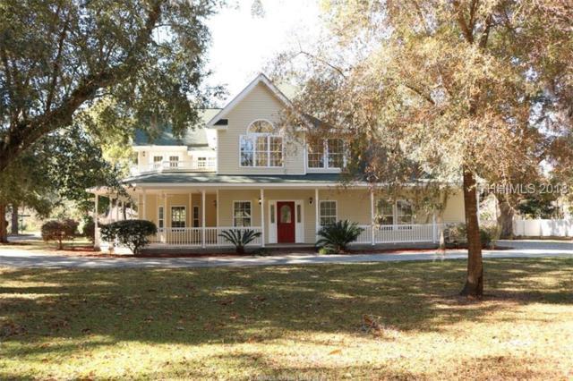 21 Oak Plantation Drive, Ridgeland, SC 29936 (MLS #379702) :: RE/MAX Coastal Realty