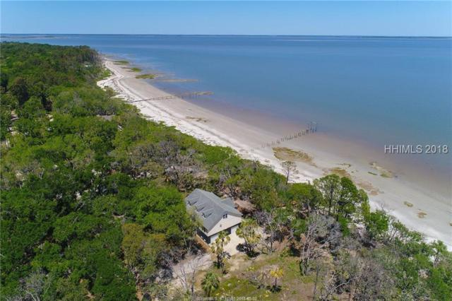 81 Sea Pines Drive, Saint Helena Island, SC 29920 (MLS #379834) :: Collins Group Realty