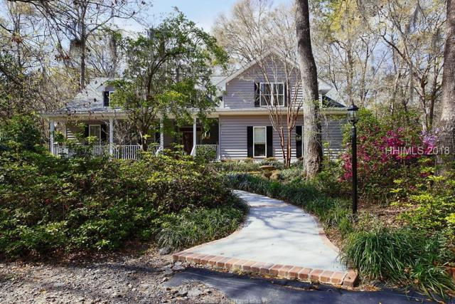 110 Marsh Drive, Beaufort, SC 29907 (MLS #379856) :: RE/MAX Coastal Realty