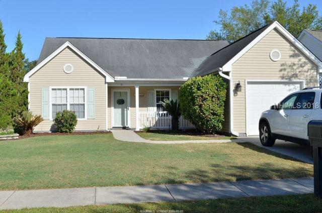 21 Pine Ridge Drive, Bluffton, SC 29910 (MLS #380854) :: RE/MAX Coastal Realty