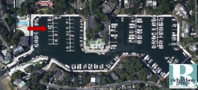 B31 Windmill Harbour Marina, Hilton Head Island, SC 29926 (MLS #380863) :: RE/MAX Island Realty