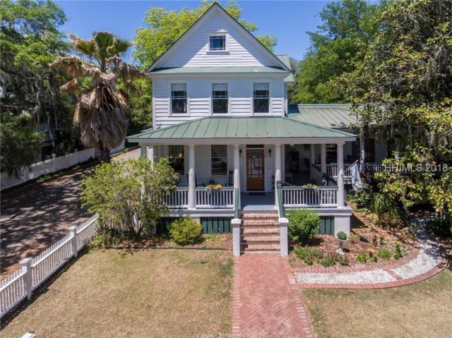 1307 Bay Street, Beaufort, SC 29902 (MLS #380882) :: RE/MAX Coastal Realty