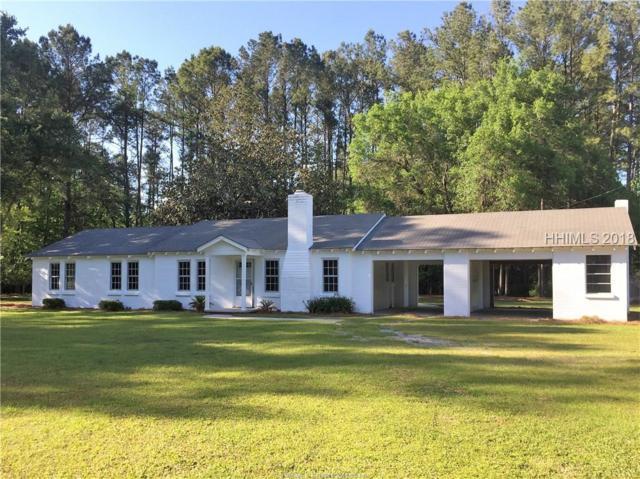 492 Great Swamp Road, Ridgeland, SC 29936 (MLS #381032) :: RE/MAX Coastal Realty