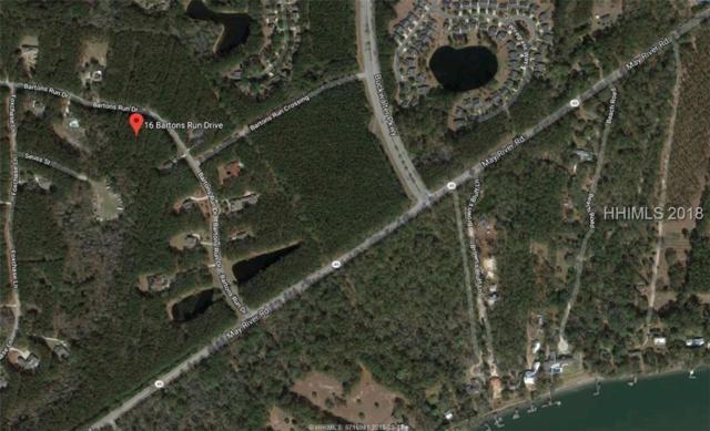 16 Bartons Run Drive, Bluffton, SC 29910 (MLS #381042) :: Beth Drake REALTOR®