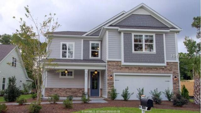 275 Hulston Landing Road, Bluffton, SC 29909 (MLS #381370) :: Collins Group Realty