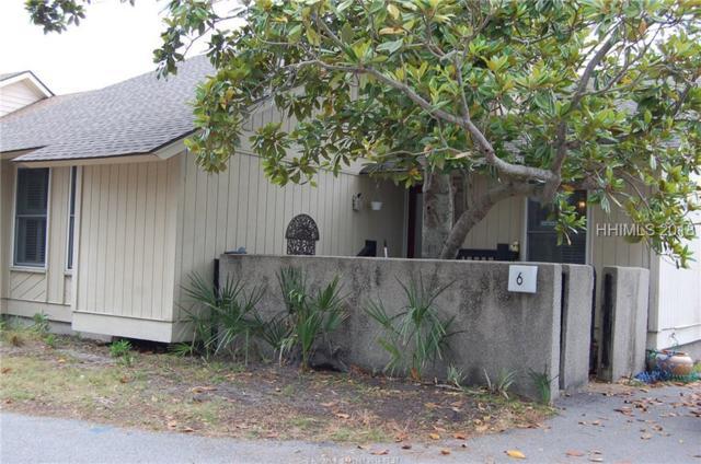 6 Fairway Club Drive, Fripp Island, SC 29920 (MLS #381431) :: RE/MAX Coastal Realty