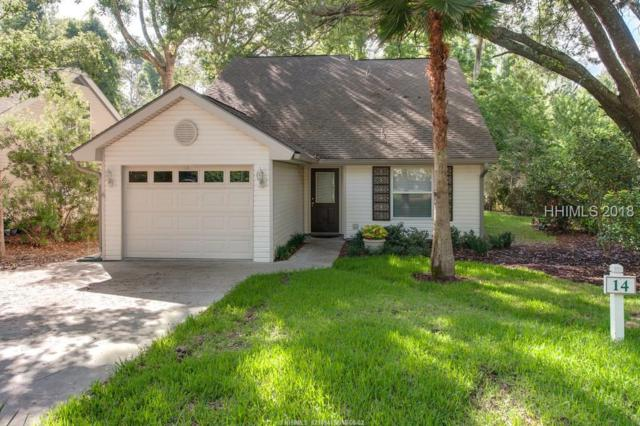 14 Chinaberry Drive, Hilton Head Island, SC 29926 (MLS #382663) :: The Alliance Group Realty