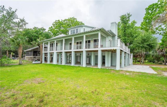 302 Perryclear Drive, Beaufort, SC 29906 (MLS #382738) :: RE/MAX Coastal Realty