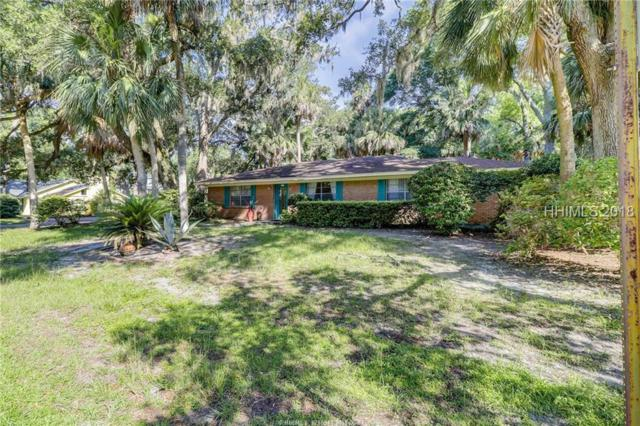 16 Park Road, Hilton Head Island, SC 29928 (MLS #382907) :: The Alliance Group Realty