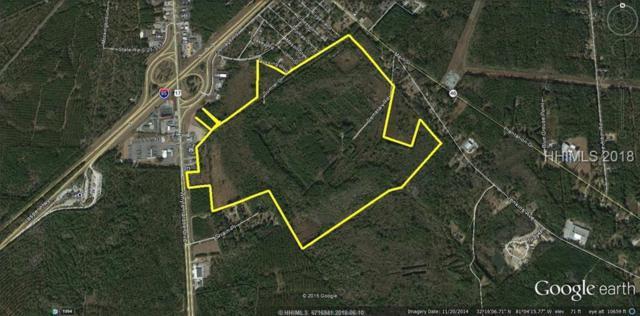 Speedway, Hardeeville, SC 29927 (MLS #382950) :: RE/MAX Island Realty