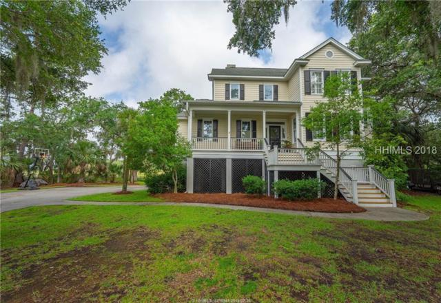 40 Lost Island Road, Beaufort, SC 29907 (MLS #383106) :: The Alliance Group Realty