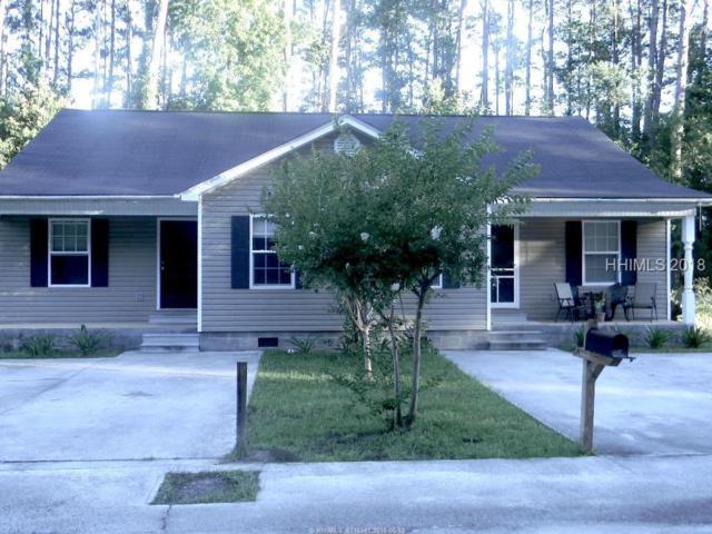 220 Taylor Street, Varnville, SC 29944 (MLS #383128) :: RE/MAX Coastal Realty