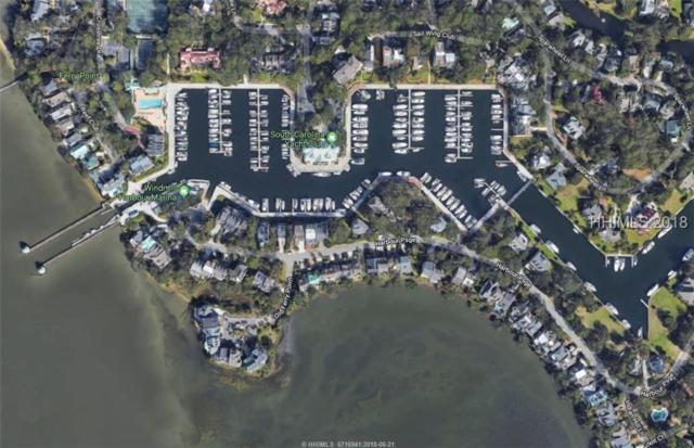 Windmill Harbour Marina, Hilton Head Island, SC 29926 (MLS #383323) :: Collins Group Realty