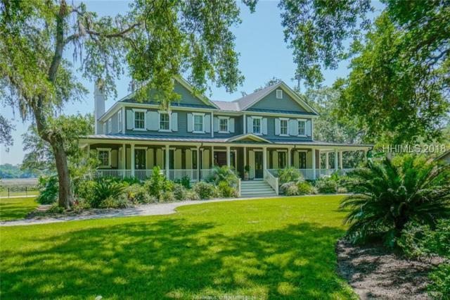 10 Sandy Ridge Road, Beaufort, SC 29902 (MLS #383358) :: The Alliance Group Realty