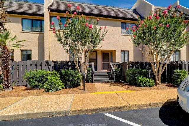 85 Folly Field Road #144, Hilton Head Island, SC 29928 (MLS #383457) :: Collins Group Realty