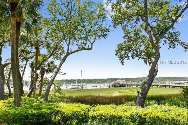 73 Skull Creek Drive #116, Hilton Head Island, SC 29926 (MLS #383466) :: The Alliance Group Realty