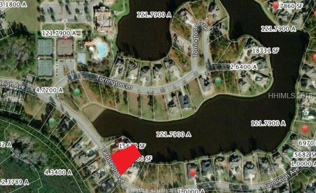 154 Farnsleigh Ave, Bluffton, SC 29910 (MLS #383541) :: RE/MAX Island Realty