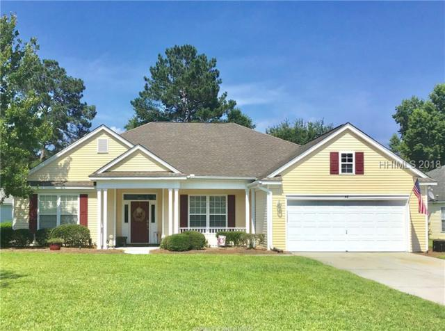 46 Stratford Drive, Bluffton, SC 29909 (MLS #383562) :: Collins Group Realty