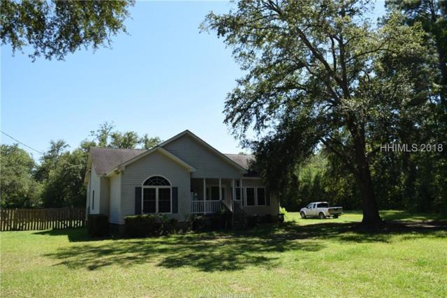 16 Bull Corner Road, Yemassee, SC 29945 (MLS #383787) :: The Alliance Group Realty