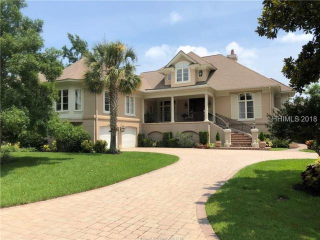 10 Castlebridge Court, Hilton Head Island, SC 29928 (MLS #384989) :: Collins Group Realty