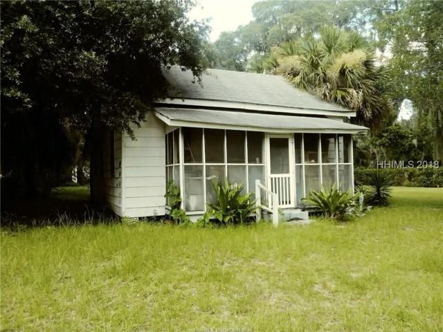 1407 Washington Street, Beaufort, SC 29902 (MLS #385174) :: The Alliance Group Realty