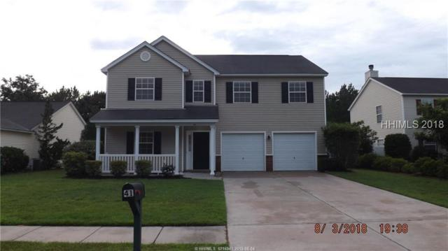 41 Lakeside Drive, Bluffton, SC 29910 (MLS #385399) :: The Alliance Group Realty