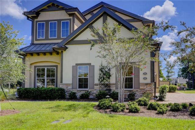 44 Mooring Line Place #1445, Bluffton, SC 29910 (MLS #385506) :: The Alliance Group Realty