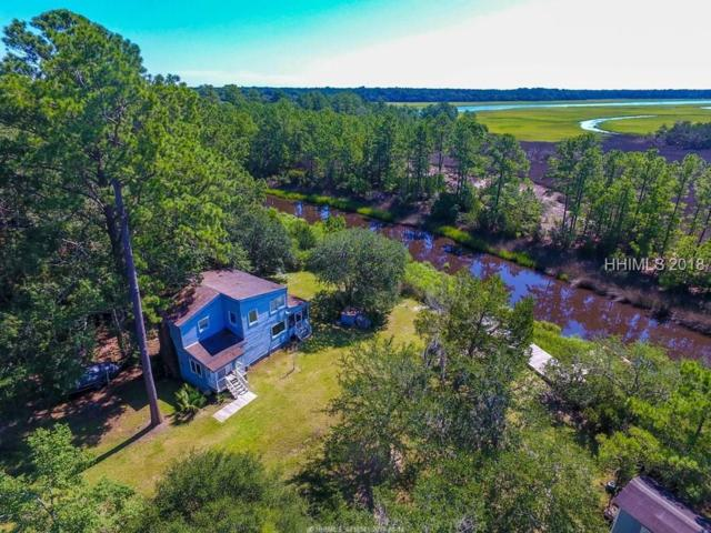 140 Sugar Loaf Lane, Yemassee, SC 29945 (MLS #385645) :: RE/MAX Coastal Realty