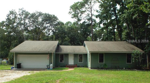9 Moultrie Court, Ladys Island, SC 29907 (MLS #385658) :: The Alliance Group Realty