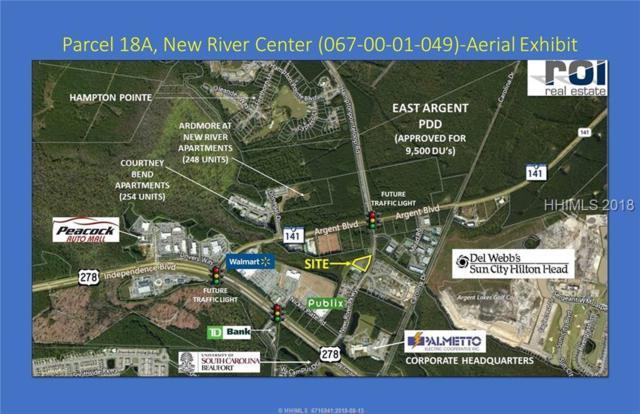 174 New River Parkway, Hardeeville, SC 29927 (MLS #385690) :: RE/MAX Coastal Realty