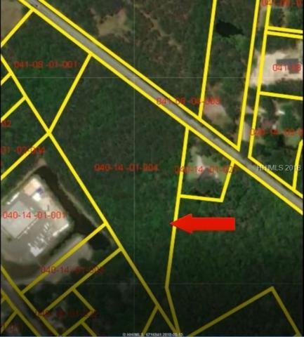 Plantation Drive, Hardeeville, SC 29927 (MLS #385718) :: RE/MAX Coastal Realty