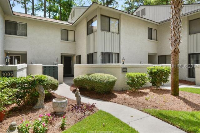 90 Gloucester Road #1005, Hilton Head Island, SC 29928 (MLS #386021) :: Collins Group Realty