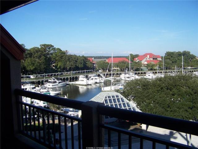 9 Harbourside Lane 7327A, Hilton Head Island, SC 29928 (MLS #386023) :: The Alliance Group Realty