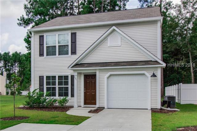 201 Turkey Oak Drive, Bluffton, SC 29910 (MLS #386194) :: RE/MAX Coastal Realty